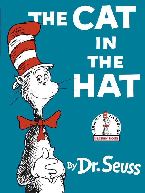 Title details for The Cat in the Hat by Dr. Seuss - Available